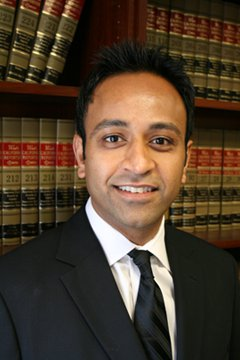 Ashwin V. Ladva, Esq., Lead Attorney